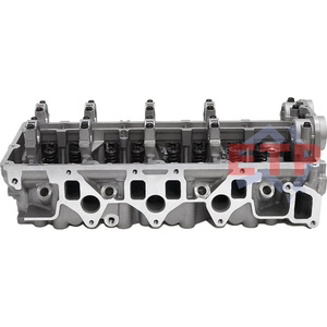 ETP's Assembled Cylinder Head for Ford and Mazda WE and WLC - Camshafts and Rockers Not included