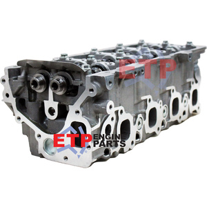 Assembled Cylinder Head for Nissan ZD30 Supplied with Camshaft, Buckets, Shims, Valves fitted