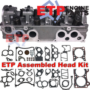Assembled Cylinder Head Kit for Mazda FE Supplied with ETP Ulitmate VRS