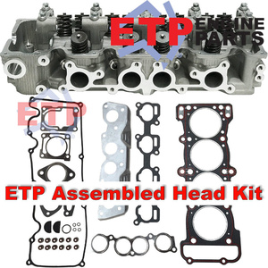 Assembled Cylinder Head Kit for Mazda G6 Supplied with ETP Ultimate VRS