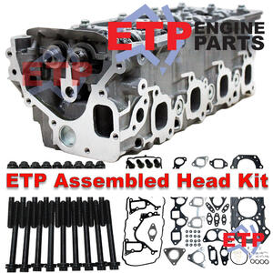 Assembled Cylinder Head Kit for Nissan ZD30 Supplied