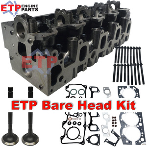 Cylinder Head Kit for Toyota 5L Supplied ETP Ultimate VRS, Valves and Head Bolts