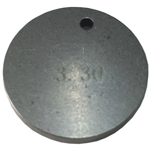 Shims for Nissan YD25 - these shims are 27mm in diameter - 3.10mm wide